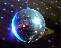 I'd definitely use L-carnitine if it reduced the discoball effect!