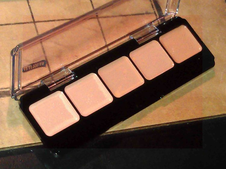 One (1) Graftobian HD Glamour Creme - NEUTRAL PALETTE #2 (New)