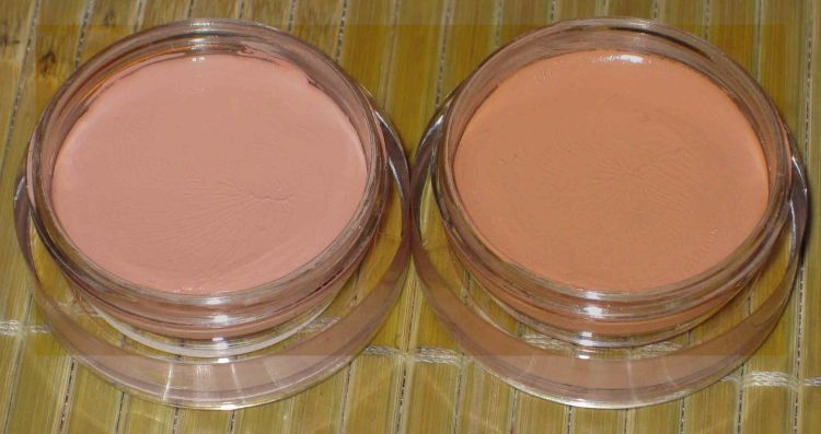 One (1) Graftobian HD Creme Corrector - PINK HI-LITE; One (1) Graftobian HD Creme Cerrector - SOFT ORANGE