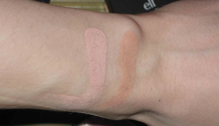 HD Creme Corrector Swatch