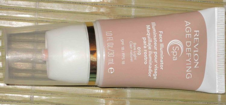 One (1) Revlon Age Defying Face Illuminator (Used)